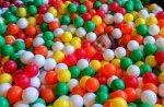 balónkové koupaliště