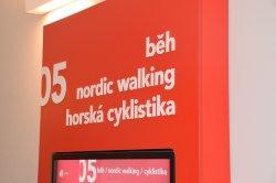 běh / nordic walking / cyklistika