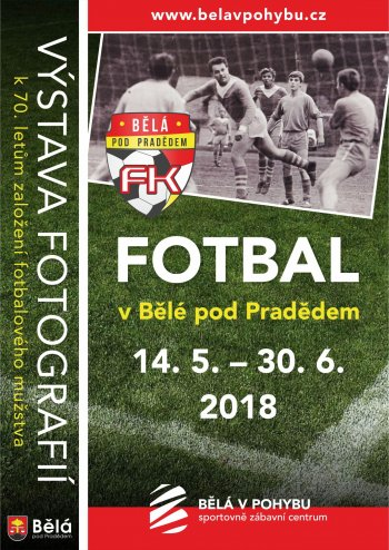 Fotbal v Bělé pod Pradědem
