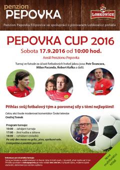 PEPOVKA CUP 2016